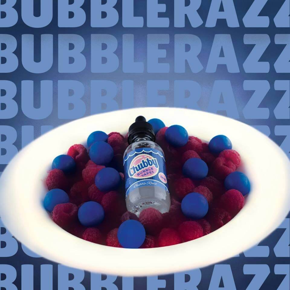 Chubby Bubble Vapes <br />Bubble Razz