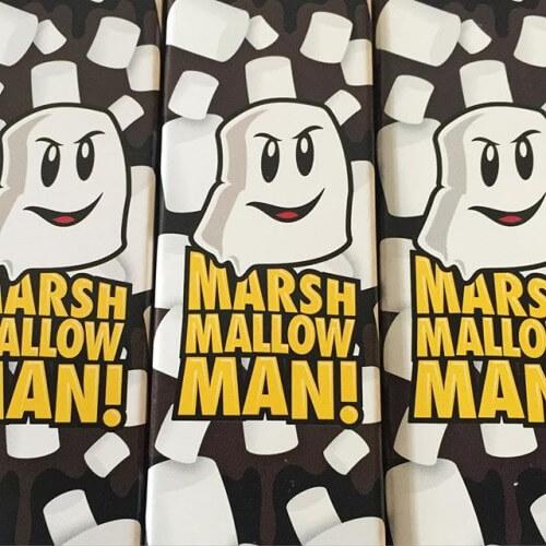 Marshmallow Man <br />Marshmallow Man
