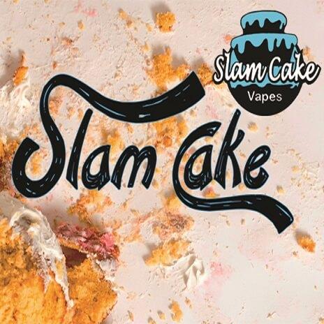 Slam Cake Vapes <br />Slam Cake