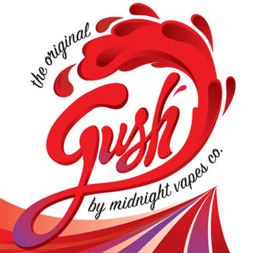 Midnight Vapes Co <br />Gush