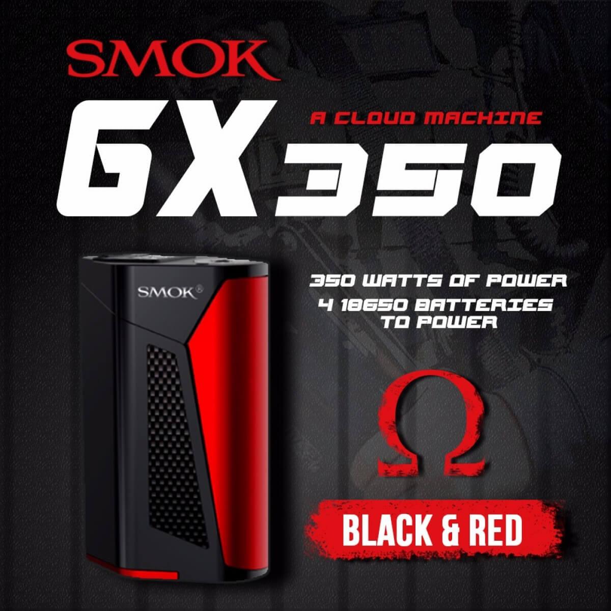 SMOK <br />GX 350 mod