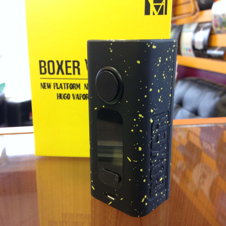 Hugo Vapor <br />Boxer 2.0 188w Mod
