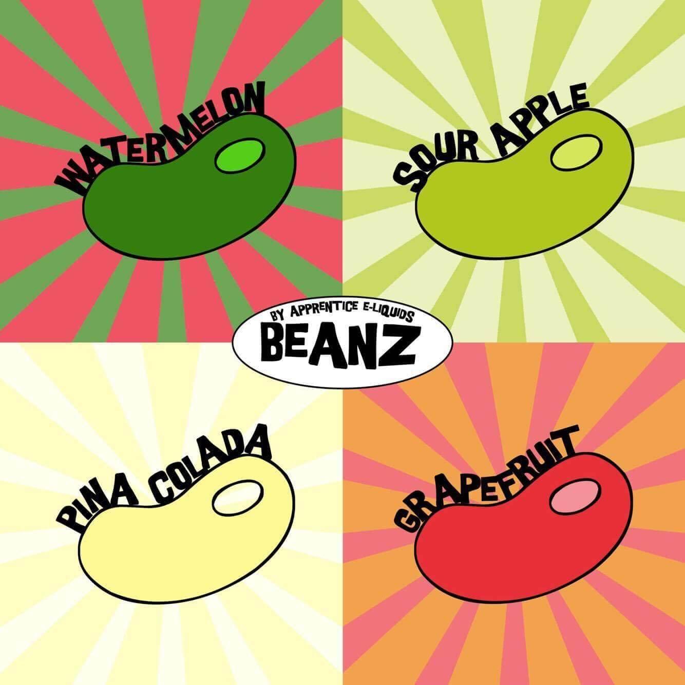 Beanz <br />Sour Apple