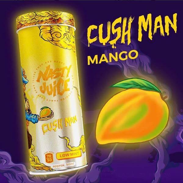 Nasty Juice <br />Cush Man