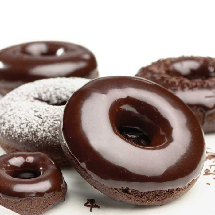 Nicotine Salts E-liquid <br />Chocolate Donut