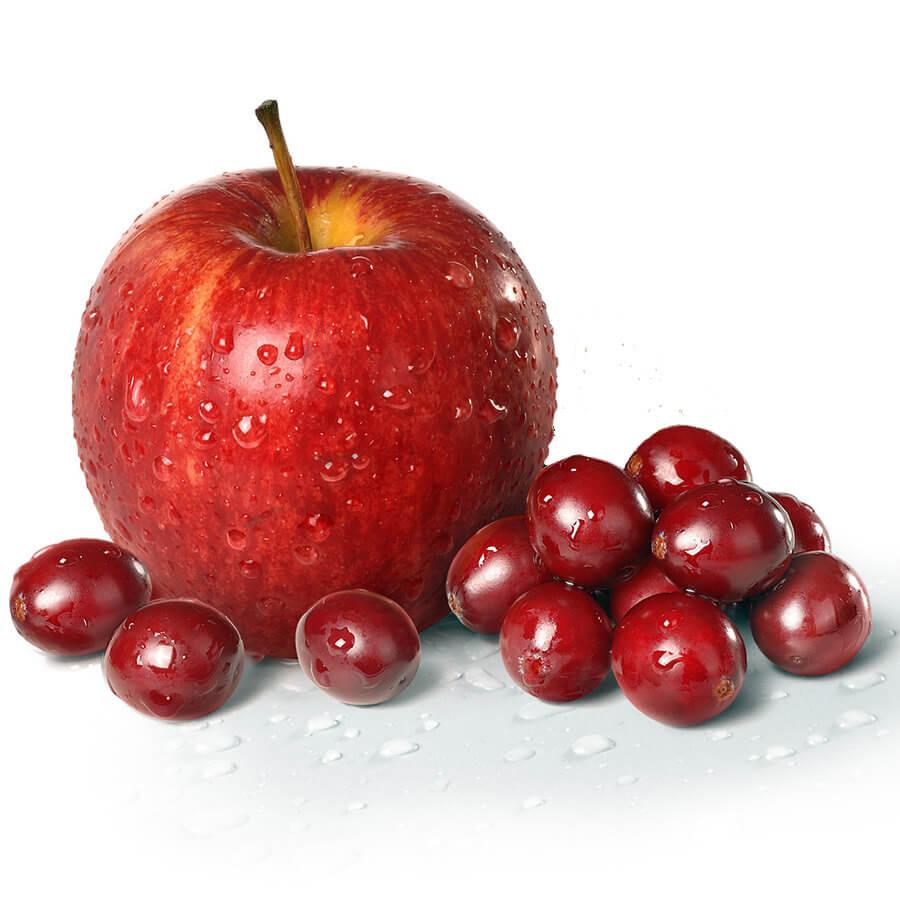 Nicotine Salts E-liquid<br />Apple Cranberry