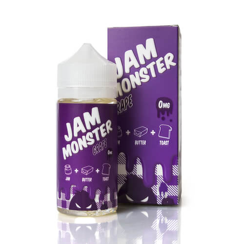 Jam Monster <br />Grape
