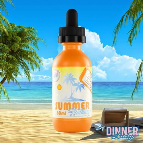 Summer Holidays <br />Sun Tan Mango