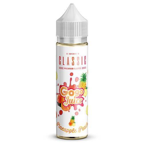 GoGo Juice <br />Pineapple Peach