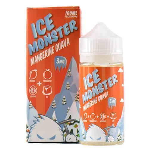 Ice Monster <br />Mangerine Guava