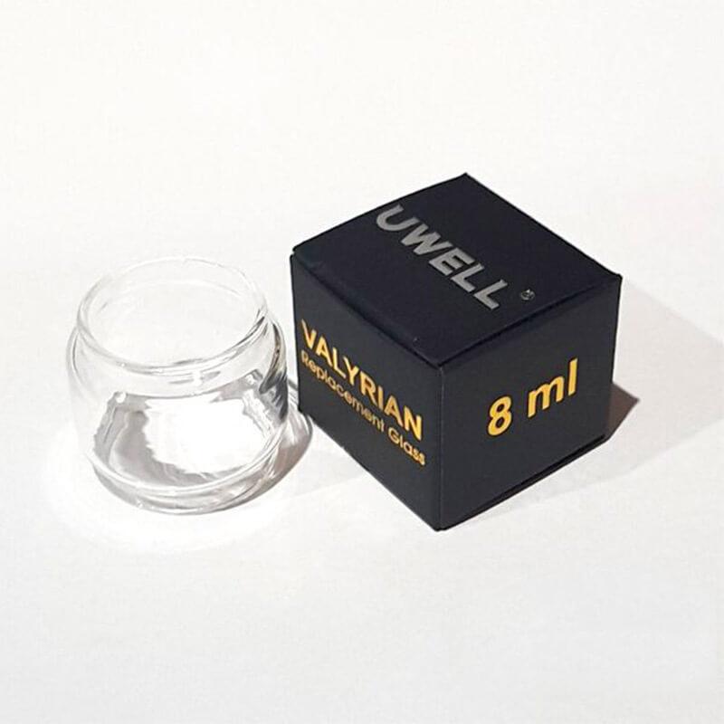 Uwell <br />Valyrian 5ml &#038; 8ml Glass