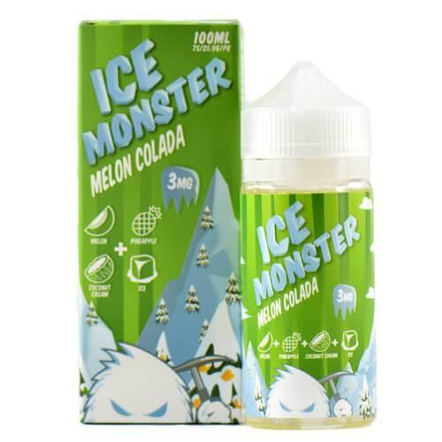 Ice Monster <br />Melon Colada