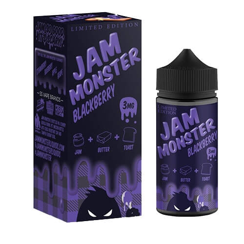 Jam Monster <br />Blackberry