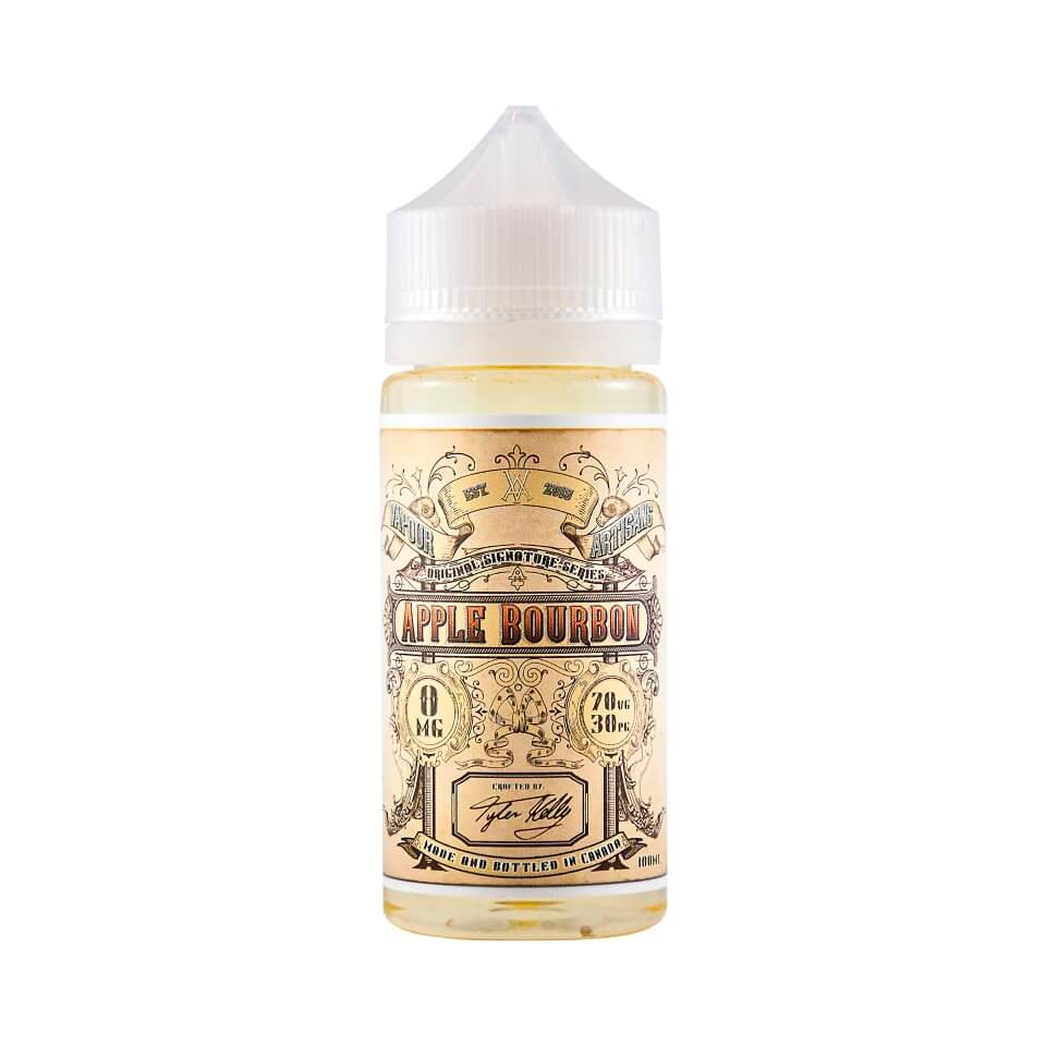 Vapour Artisans <br />Apple Bourbon