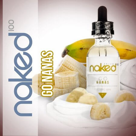 Naked <br />Go Nanas