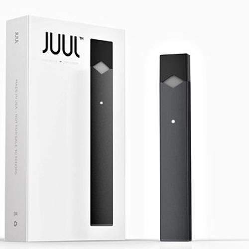 Juul <br />Device Kit Black