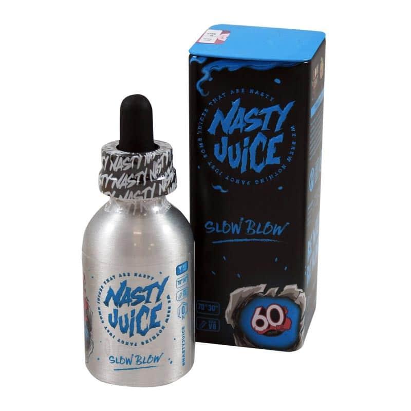 Nasty Juice <br />Slow Blow