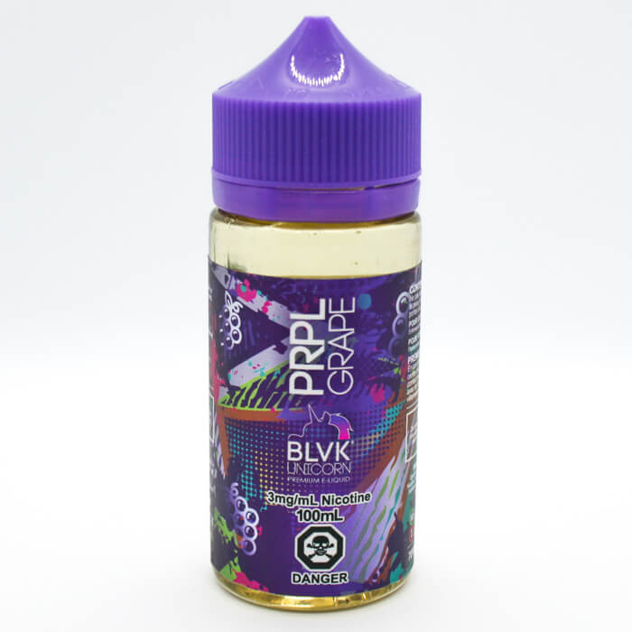 BLVK Unicorn PRPL Grape 100ml