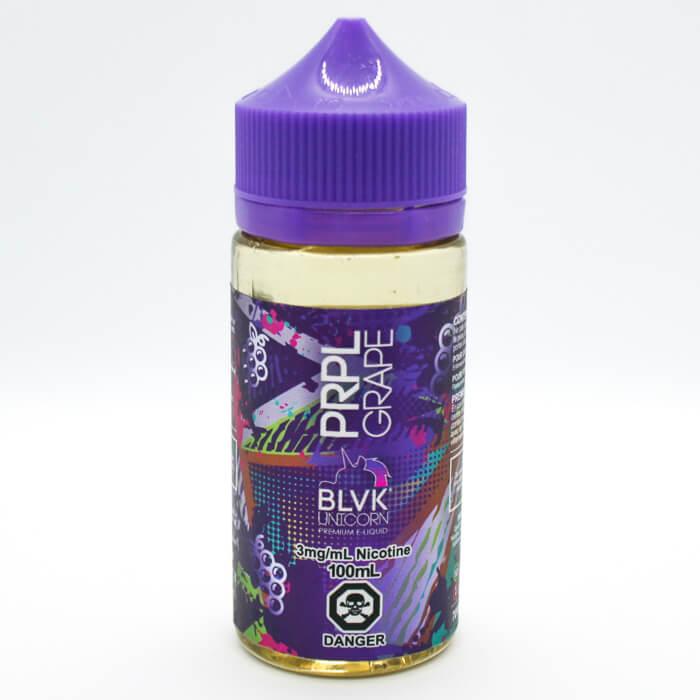BLVK Unicorn PRPL Grape 100ml