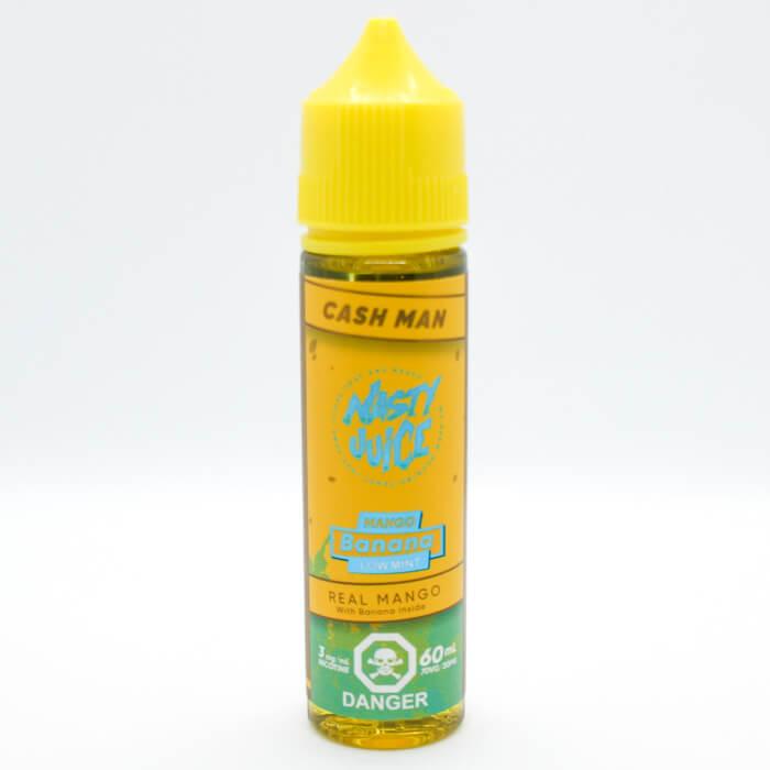 Nasty Juice Cash Man/Mango Banana 60ml