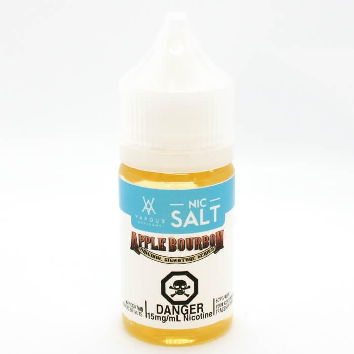 Nicotine Salts Apple Bourbon 30ml